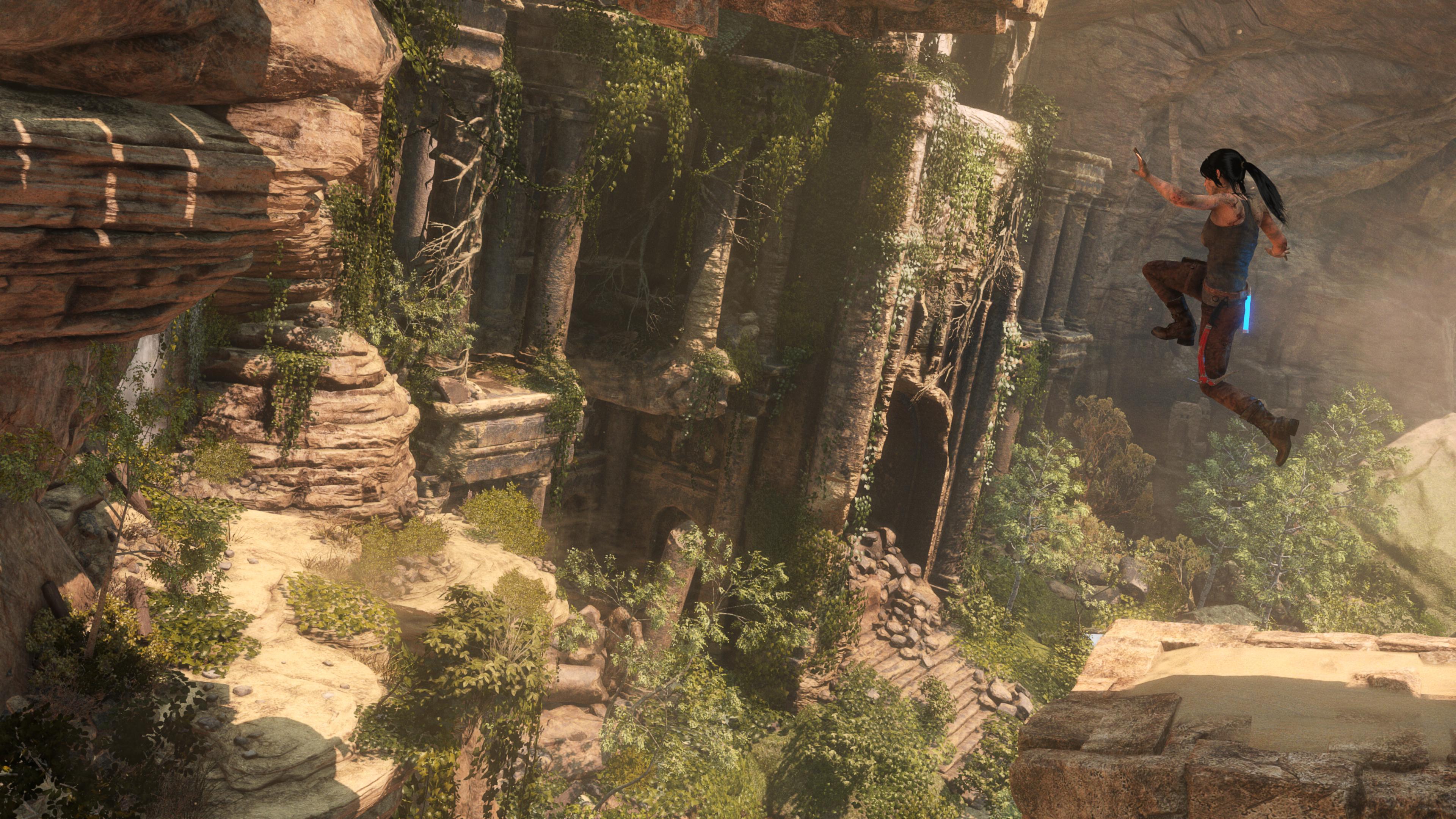 Rise Of The Tomb Raider 20 Year Celebration Ps4 Chris Davis