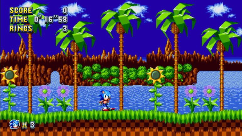 Sonic Mania (PS4) – Chris Davis