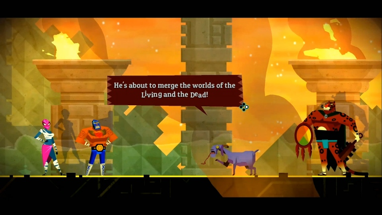 Guacamelee 2 review.00_02_20_13.Still004